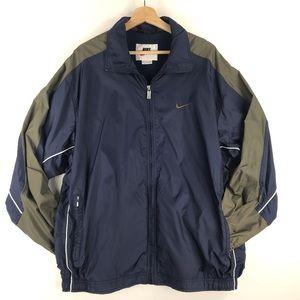 Nike Windbreaker Full Zip Vented Jacket